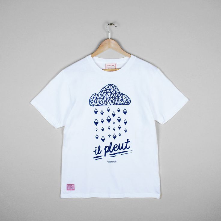 Rain T-shirt Idioma Ltd