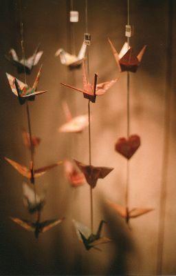 a thousand origami #wattpad #romance