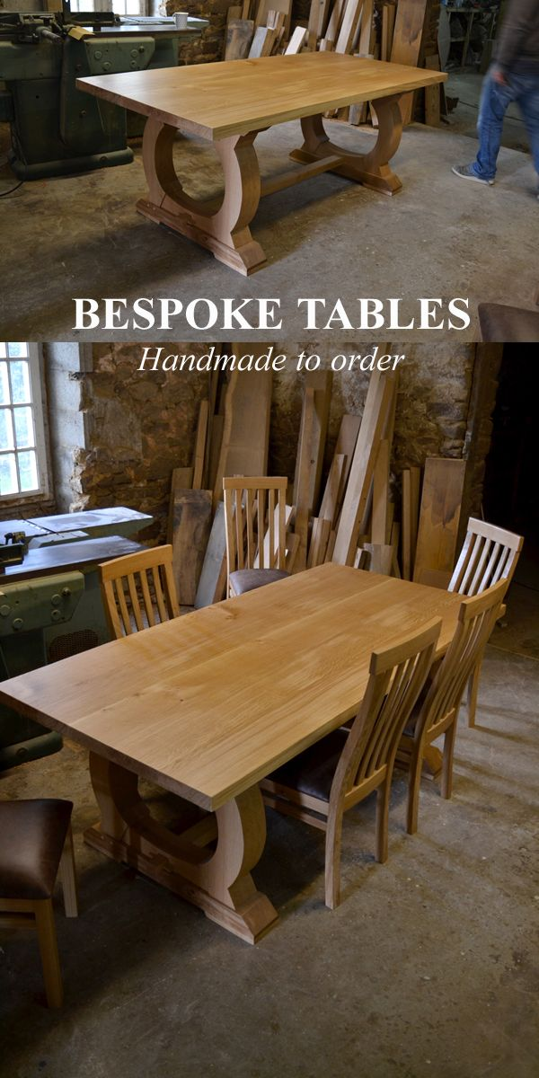 Bespoke Dining Tables In 2020 Dining Table Dining Table In