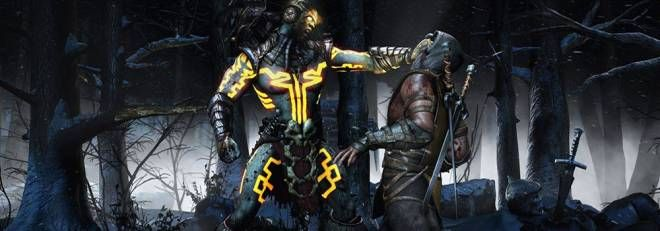 Mortal Kombat XL grafica videogame per PS4 Xbox One una violenta bellezza