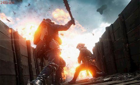Jogar Battlefield 1 bem demais pode fazer você ser banido, segundo relatos
