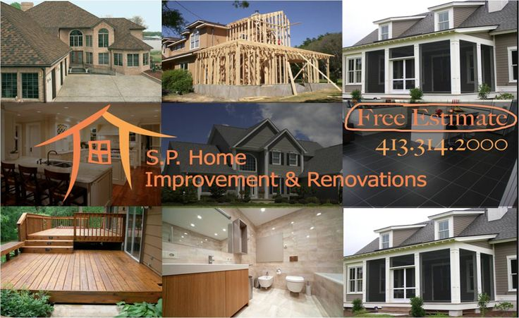 SP Home Renovation is a high quality construction service in Springfield ma, if you want to renovate your home or business you must talk to them