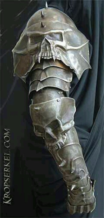 Awesome armor may try somthing like this in leather