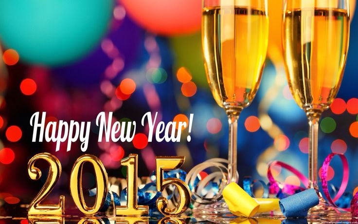 Happy New Year to all my family, friends, loved ones, clients, students, customers! Thank you for your love and support for this year and looking forward to 2015! :) Lots of Love xx