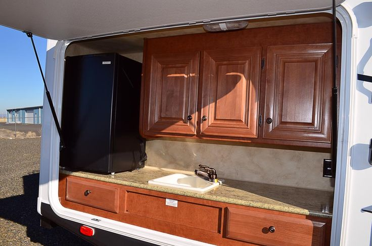 17 Best Images About Rvs With Outdoor Kitchens Or Tv On