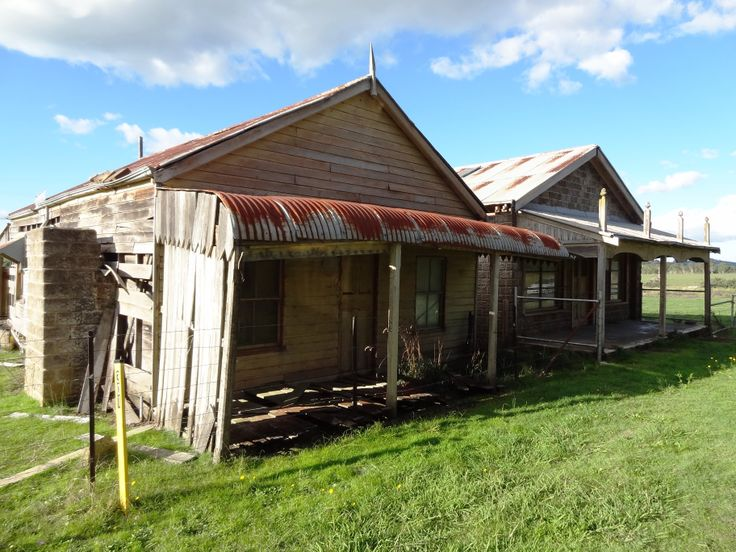 Early rural shops in NSW