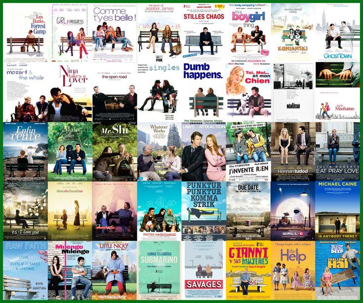 Movie posters cliches  http://christophecourtois.blogspot.com/search/label/cin%C3%A9ma