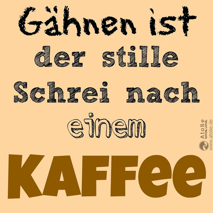 Yawning is a silent cry for coffee. #koffee #coffee