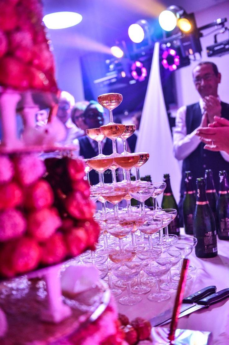 Mariage Réception Traiteur Animation - Comment faire une fontaine de champagne soi-même ?