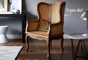 Woven Wonders: Cane Furniture