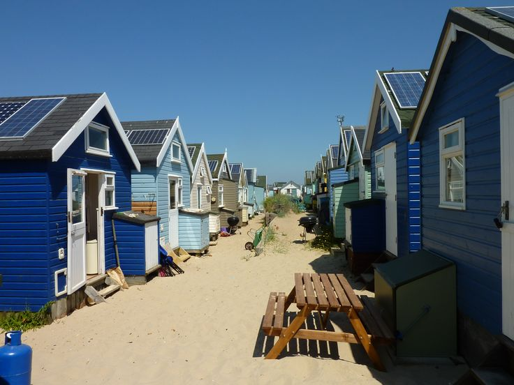 Beach Huts for Sale * Hengistbury Head/Mudeford Spit * Christines Beach Hut