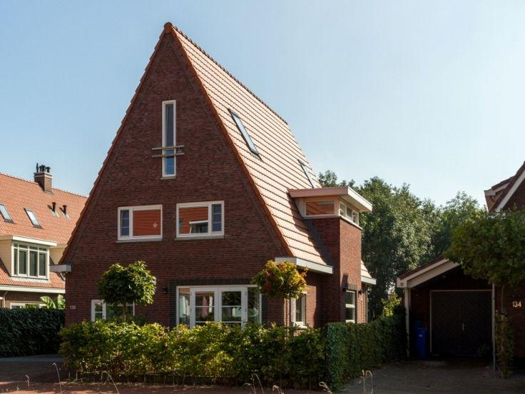 Jaren '30 architectuur || Maasland || Knaap Maatwoningen