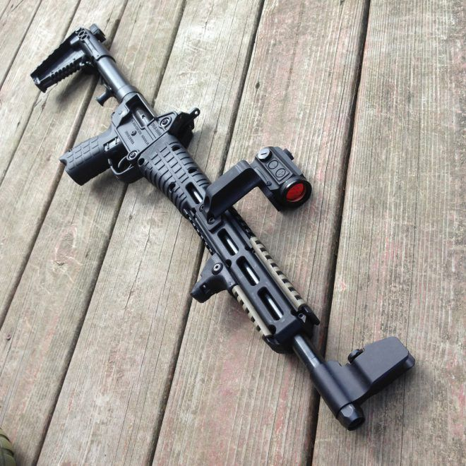 Review: Midwest Industries Kel-Tec Sub2000 Gen 2 Optic Mount - The Firearm BlogThe Firearm Blog