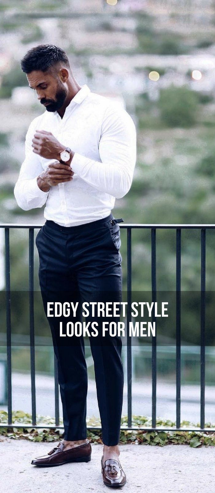 16 Edgy Street Style Looks To Help You Dress Sharp – LIFESTYLE BY PS