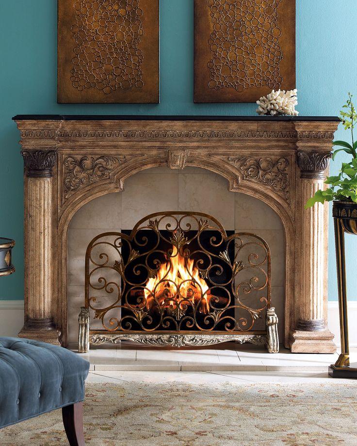 Fireplace Design mini fireplace : 212 best mini fireplaces images on Pinterest