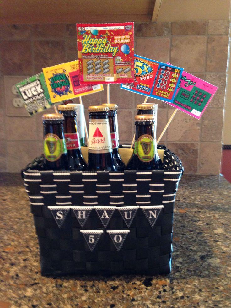 beer booze bouquet