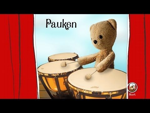 Beanies Musikinstrumente - Teddy & Klassische Musik App für Kinder - YouTube