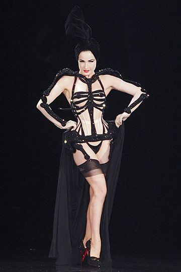 80 best gaultier le corset images on pinterest high fashion jean paul gaultier burlesque costumescostume solutioingenieria Images