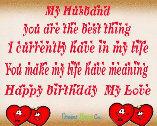 The 25 best Birthday message for husband ideas – Husband Birthday Wishes Greetings
