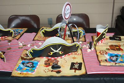 Pirate Party Details