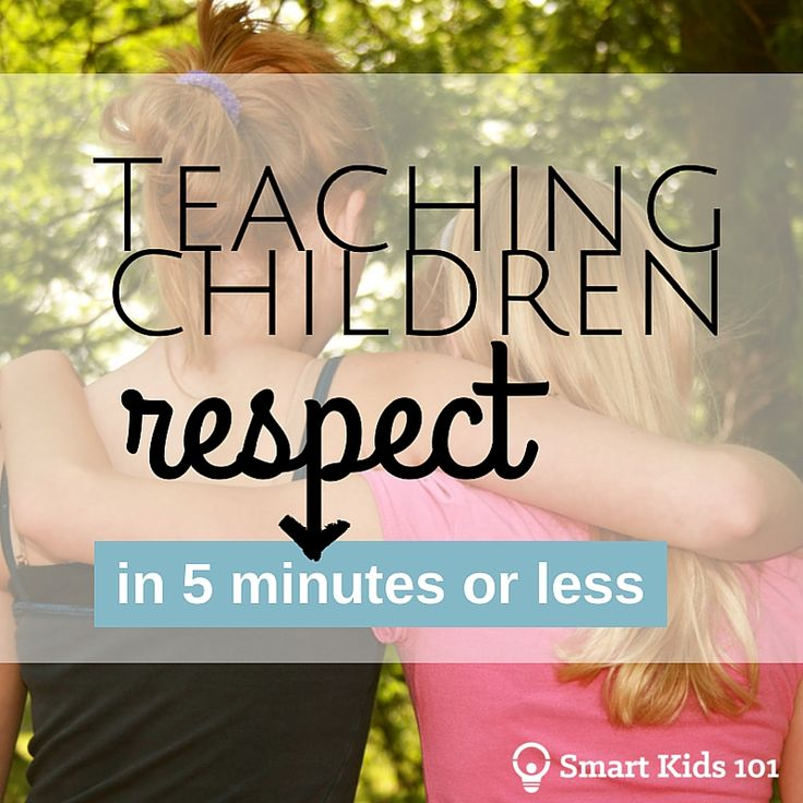 Do you want your kids to have great manners? Of course you do! Watch our FREE video on teaching children respect for an easy object lesson!