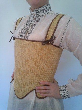 Embelish a 16th century Shirt   Fashion through History