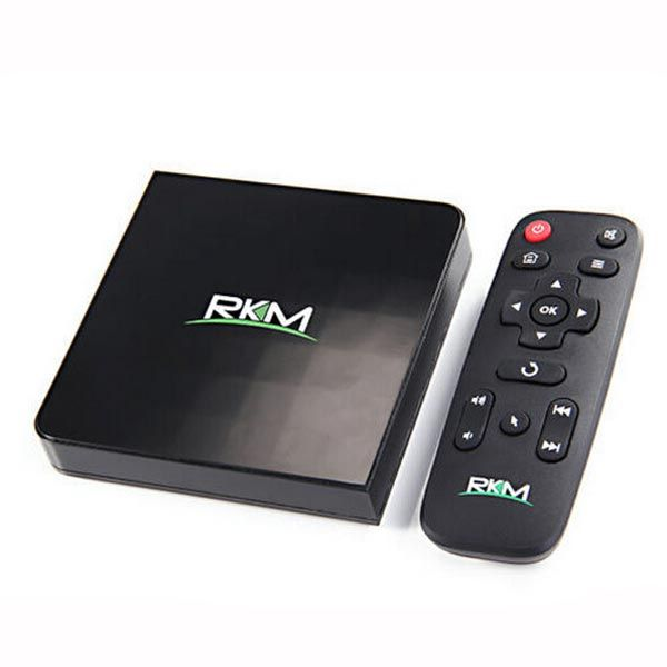 Rikomagic RKM MK68 RK3368 Octa Core 2GB/16GB XBMC Bluetooth Android 5.1 TV Box Mini Smart PC
