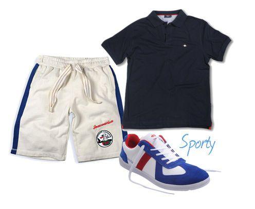Sporty Casual Look! Για άνετες καλοκαιρινές βόλτες! #Millenniumshop