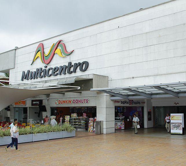 Centro Comercial Multicentro