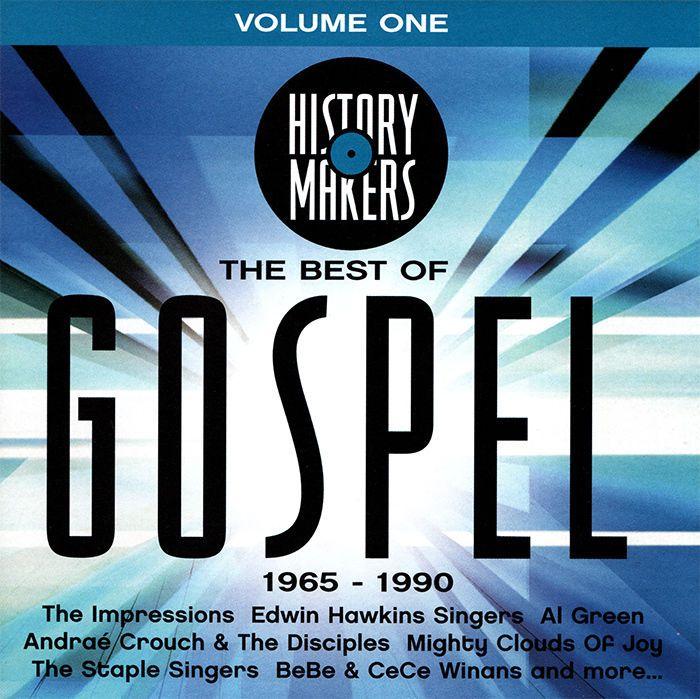 Mejores 16 imgenes de gospel rb en pinterest cristiano lbum y various artists history makers best of gospel vol 1 cd 2003 sparrow new malvernweather Gallery