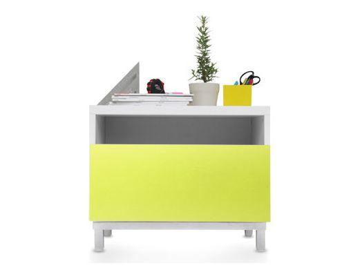 PANYL Day Glo On An IKEA Vara Drawer