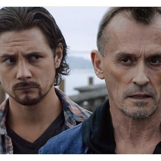These characters are truly amazing and they deserved so much better. Whip and T-bag #PrisonBreak