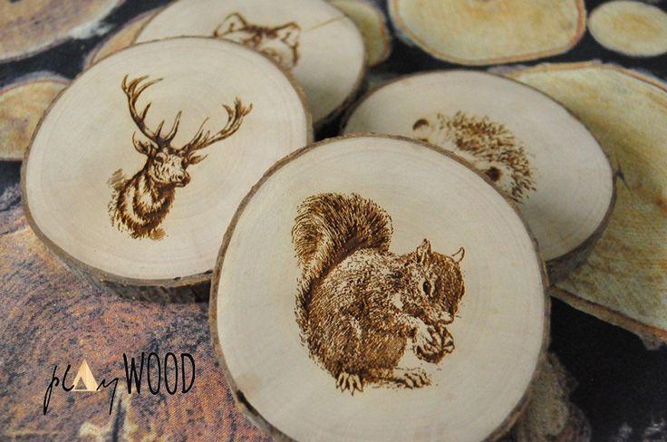 Ash Playwood Coaster