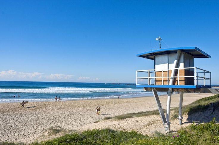 Sawtell Beach