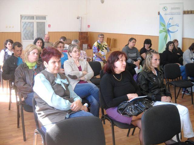 GÂRLA MARE județul MEHEDINȚI – Seminar local pentru formare de formatori, educație ecologică