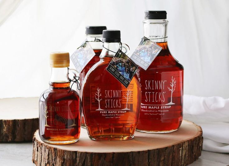 It's #NationalMapleSyrupDay and to celebrate, local maple syrup producer Skinny Sticks' will be joining us at the demo kiosk from 12-4.