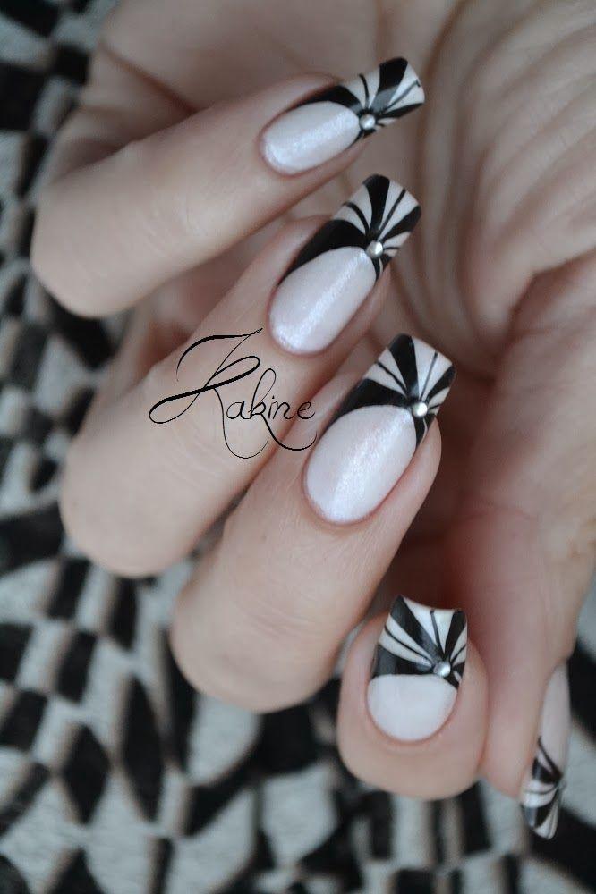 92 best unhas images on Pinterest | Nail design, Nail art and Nail ...