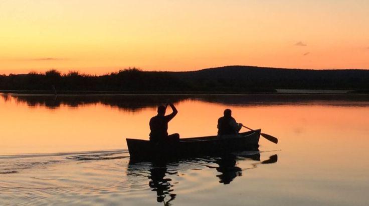 Santa's river trip -Rovaniemi, Lapland, Finland