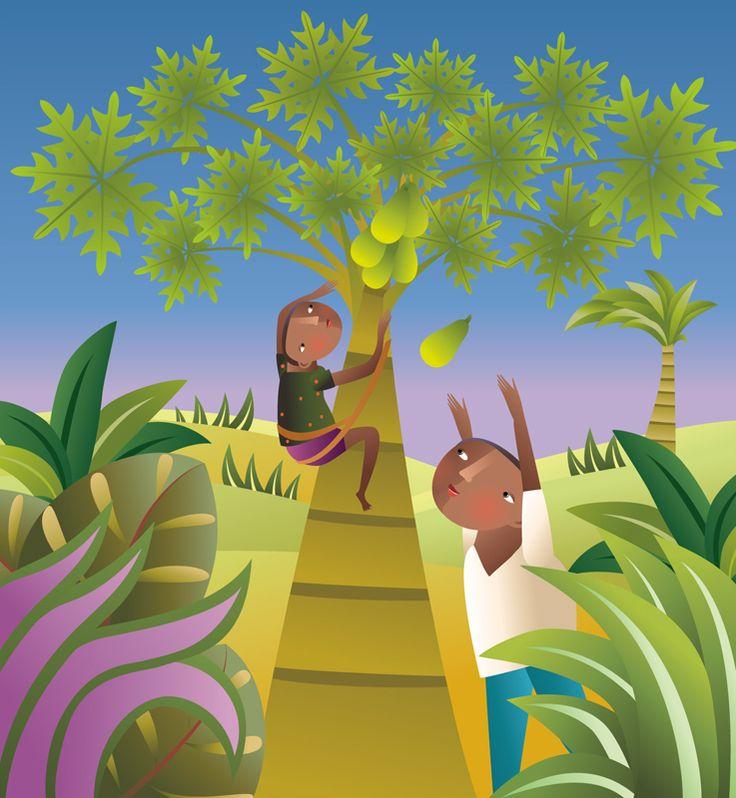 #ChristianeBeauregard #childrensillustration #childrensbook #digitalillustration #lindgrensmith