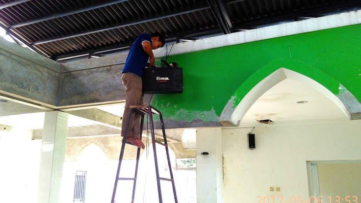 Aplikasi TOA ZS-F2000BM & ZS-102C untuk Masjid dan Musholla