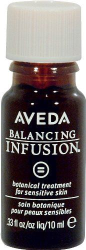Aveda Balancing Infusion for Sensitive Skin .34oz/10ml by AVEDA. $22.99. Balances dry skin with. Plant derived ingredients. Balances dry skin with plant derived ingredients. Save 13% Off!