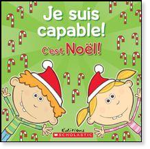 Ce nouveau livre de la collection Je suis capable! porte cette fois un regard amusé sur ce que les enfants aiment faire tout seuls à Noël : ...