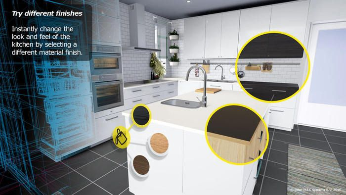 #Ikea has launched a #virtualreality experience that could make renovating decisions easier, at least when we are talking about kitchen remodel. Ikea launched the #VRapp in #April. The app allows #homeowners to check various kitchen settings, and enables them to check the look of the #kitchen for a number of cabinet or counter configurations, #appliances, switch out #furnishings and check which colors look best for drawers and #cupboards, that too without spending a penny or visiting the…