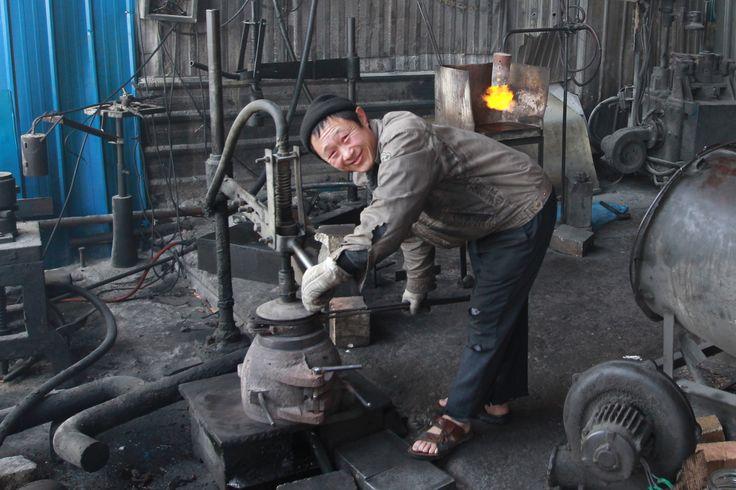Glass Worker
