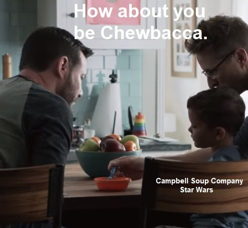 Campbell Soup Company Star Wars