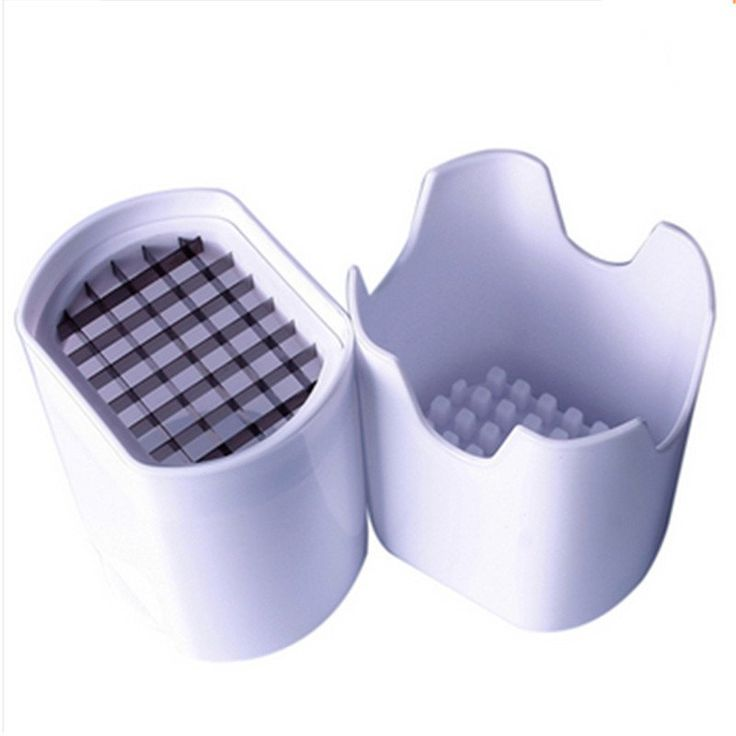 French Fry Potato Cutter - Great for Sweet Potato Fries and Stir Fry Too