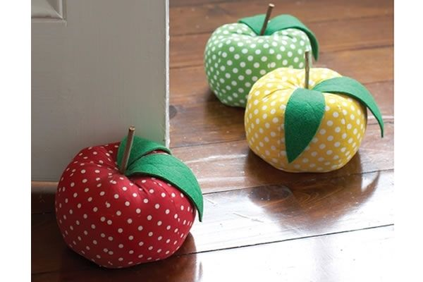 Bloque porte pomme à coudre
