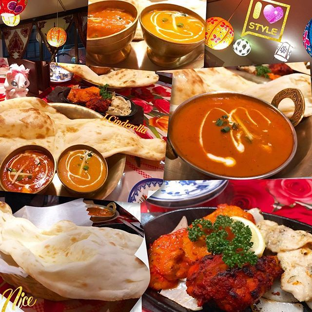 🔥Huge fresh hot yummy naan longer than basket/my head/the dish😋Very nice atmosphere with exotic songs, taste of food, interior and people👍#IndianFood  #Tokyo #dinner #exotic #masala #curry #spiced  #lamb #seafood #huge #fresh #naan  #beef #indian #カメラ女子 #肉 #おいしい #cuisine  #butter #chicken #interiors #nepal
