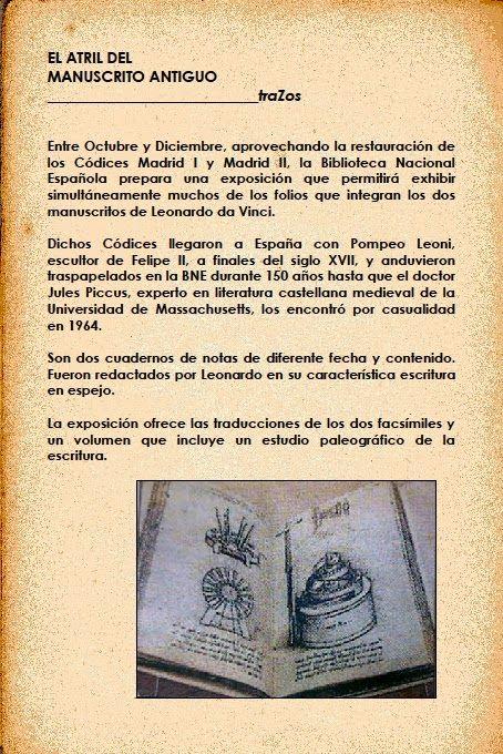 ARGA- Associació de Recerca Grafològica Aplicada: El atril del manuscrito antiguo.