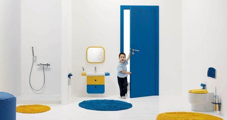 Kinder Badezimmer Design